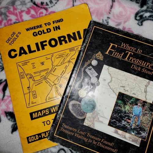 Where to Learn: Metal Detecting Books